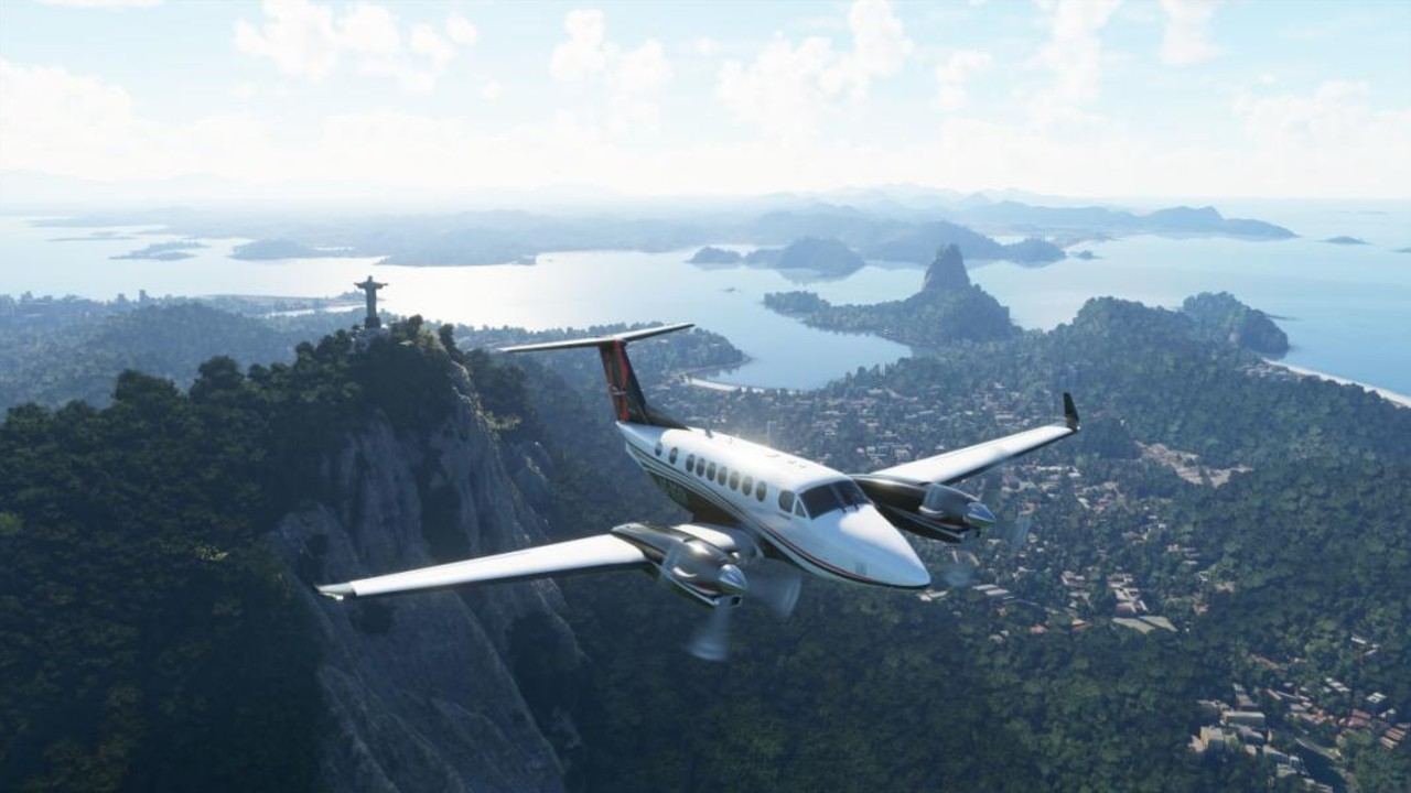 Choose Microsoft Flight Simulator: It Has Outranked All Other Simulator Games